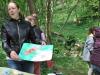 Likovna ustvarjalnica - park Pečno