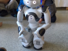 Obisk robotka, 1. razred