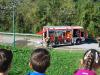 Obisk gasilcev - 1. razred